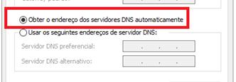 Docentes | Alteração de DNS no PC para acesso ao GIAE na rede Minedu