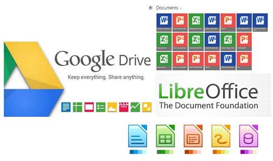 Instalação Microsoft Office e outros editores de textos